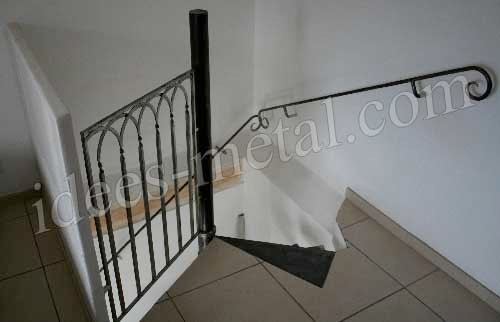 R interieur for Descente d escalier interieur